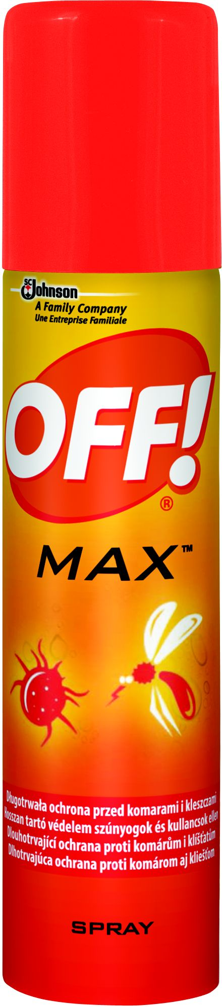 OFF! Max spray 100 ml
