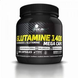 Olimp Glutamin Mega caps 1400 mg 300 kapslí