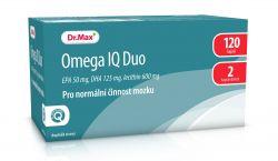 Dr.Max Omega IQ Duo 120 kapslí