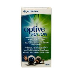 Optive Fusion oční kapky 10 ml