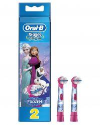 Oral-B EB 10-2 Kids Frozen náhradní kartáček 2 ks