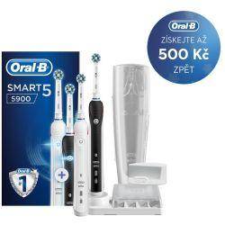 Oral-B Smart 5900 DUO elektrický zubní kartáček