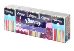 Kleenex Family hanks Original 10x10 ks