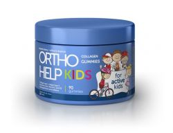 Ortho help Collagen Gummies KIDS želatinové bonbóny 90 ks