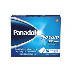 Panadol Novum 500 mg 24 tablet