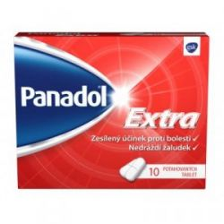 Panadol Extra 10 tablet