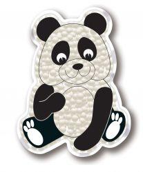 TheraPearl Panda chladivý/hřejivý sáček pro děti