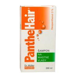 Dr. Müller Panthehair Šampon na mastné vlasy 200 ml