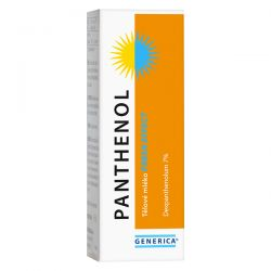 Generica Panthenol pěna 150 ml