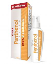 Swiss Panthenol PREMIUM 10 % spray 150 + 25 ml