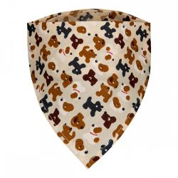 T-tomi Dětský šátek 1 ks dogs