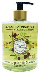 Jeanne en Provence Tekuté mýdlo Oliva 500 ml