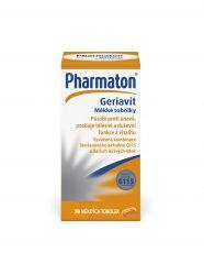 Pharmaton Geriavit 30 měkkých tobolek