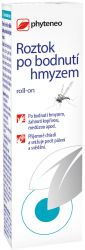 Phyteneo Roztok po bodnutí hmyzem roll-on 10 ml