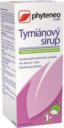 Phyteneo Tymiánový sirup 250 ml pro děti do 1 roku