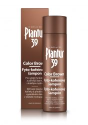 Plantur 39 Color Brown fyto-kofeinový šampon 250 ml