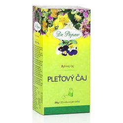 Dr. Popov Pleťový čaj porcovaný čaj 20x1,5 g