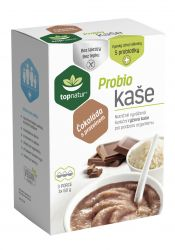 Topnatur Probio čokoláda s proteinem kaše 3x60 g