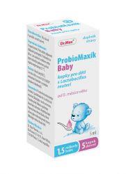 Dr.Max ProbioMaxík Baby kapky 5 ml