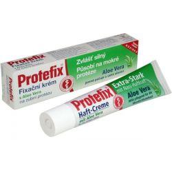 Protefix Fixační krém na zubní protézu s Aloe Vera 47 g