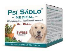 Dr. Weiss PSÍ SÁDLO Medical originální bylinná mast 75 ml