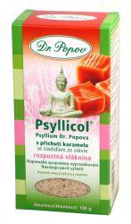 Dr. Popov Psyllicol s příchutí karamelu 100 g