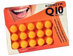 ROSEN Koenzym Q10 30mg pastilky 15ks
