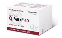 Q Max 60 mg 30+30 tobolek