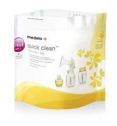 Medela Quick Clean Sáčky pro čištění v mikrovlnné troubě 5 ks