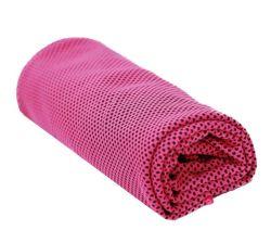 SJH 540A Chladící ručník 32x90 cm růžový
