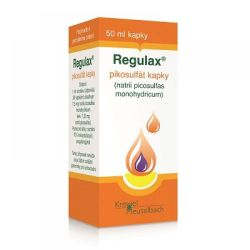Regulax Pikosulfát kapky 50 ml