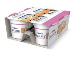 RESOURCE® Dessert Complete broskvový 4x125 ml