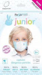 ReSpimask S+ Junior maska 1 ks