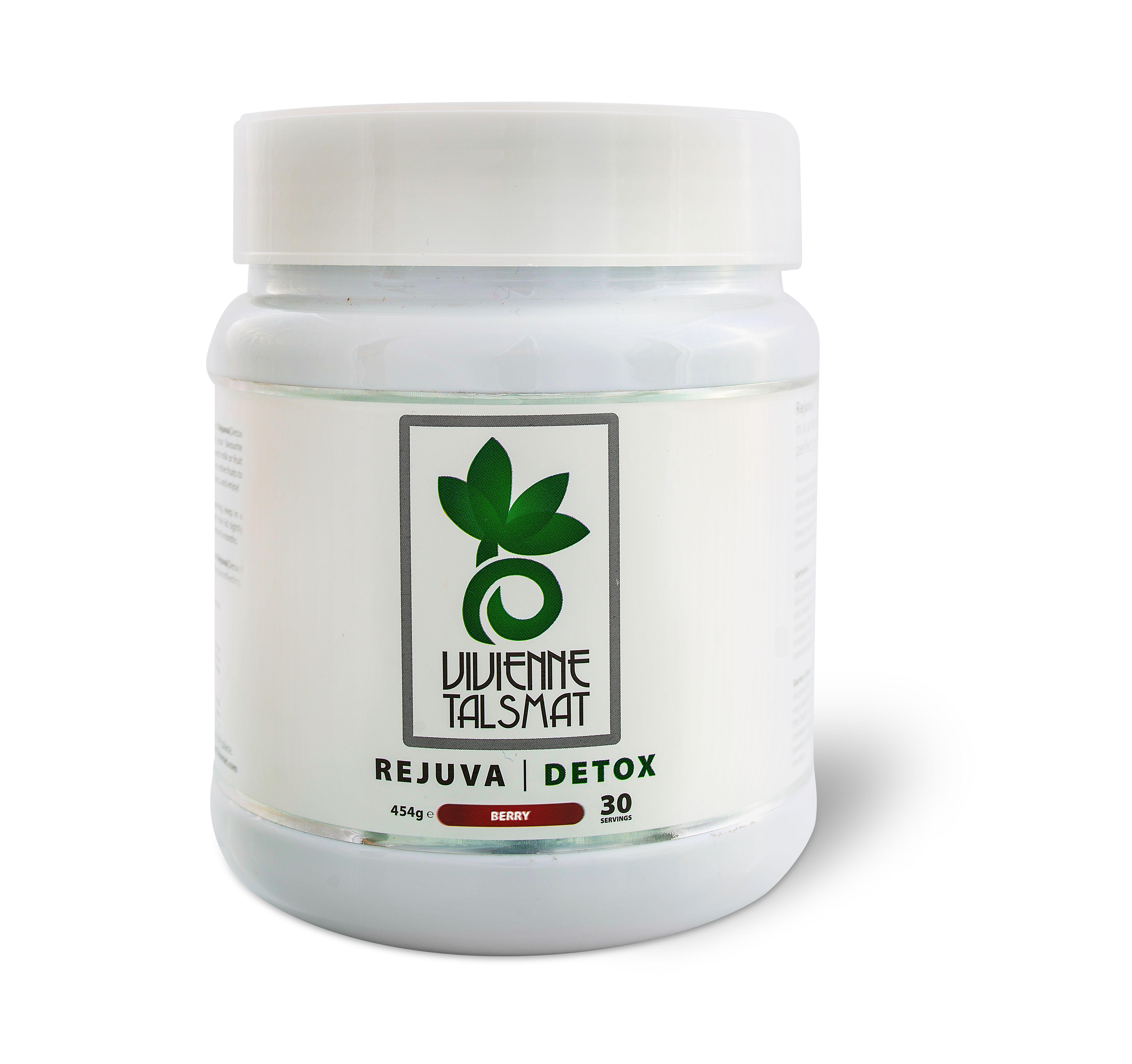 Vivienne Talsmat Rejuva Detox Berry 454 g