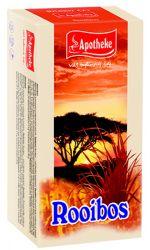 Apotheke Rooibos čaj nálevové sáčky 20x1,5 g