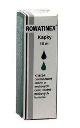 Rowatinex kapky 10 ml