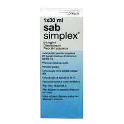 Sab simplex suspenze 30 ml