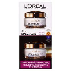 Loréal Paris Age Specialist 55+ sada denní a noční krém