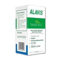Alavis Sanicell 60 kapslí