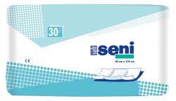 Seni Soft   90x170 cm  absorpční podložky 30 ks