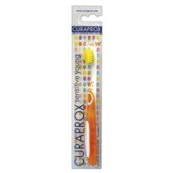 Curaprox CS 2460 dětský zubní kartáček Sensitive Young