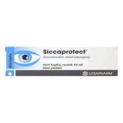 Siccaprotect oční kapky 10 ml