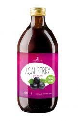 Allnature Acai Berry BIO pyré 500 ml