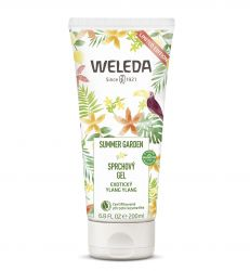 Weleda Summer Garden sprchový gel 200 ml