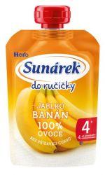 Sunárek Do ručičky banán 100 g
