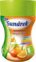 Sunárek Instantní nápoj pomerančový - dóza 200 g