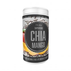 Fit-day Superfood Chia-Mango 600 g