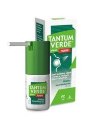 Tantum verde Spray Forte 0,30% ústní sprej 15 ml