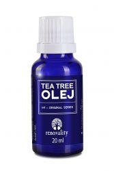 Renovality Tea Tree olej s kapátkem 20 ml