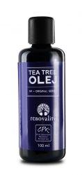 Renovality Tea Tree olej s kapátkem 100 ml